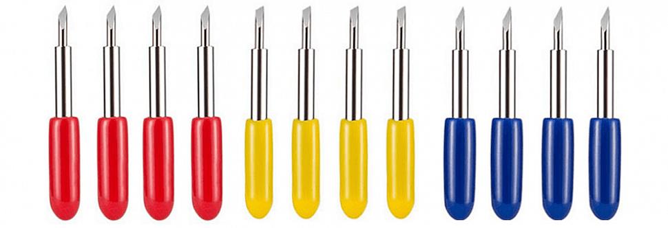 Настройка ножа для плоттера
